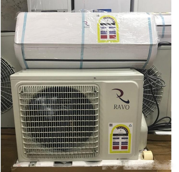 top popular 220V 60HZ split wall-mounted air conditioner R410A 2020