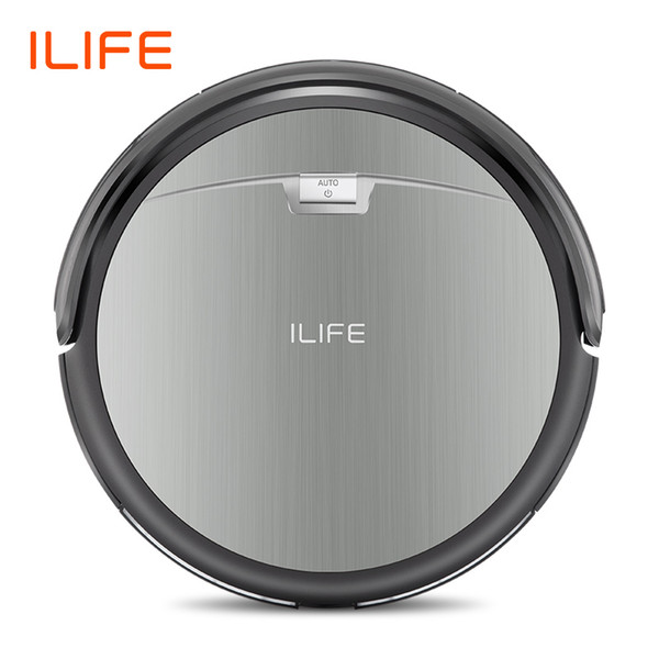 best selling ILIFE A4s Robot Vacuum Cleaner Powerful Suction for Thin Carpet & Hard Floor Large Dustbin Miniroom Function Automatic Recharge Y200320