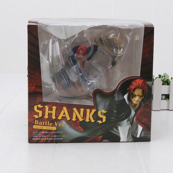 Shanks avec boîte