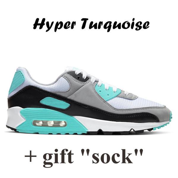 7 Hyper Turquoise