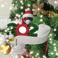 1black Santa