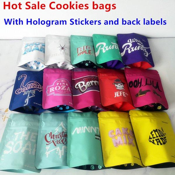 8 개 뜨거운 판매 쿠키 가방