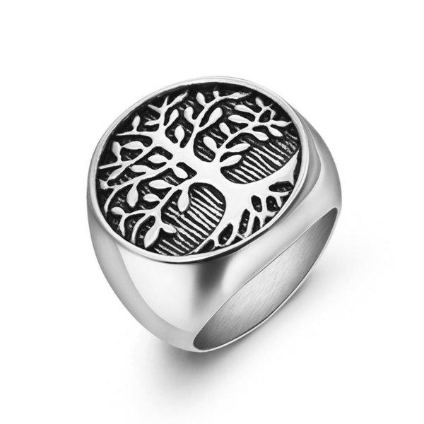 Hayat ağacı gümüş