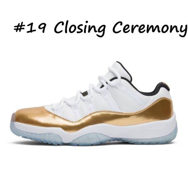 19 Cerimonia di chiusura