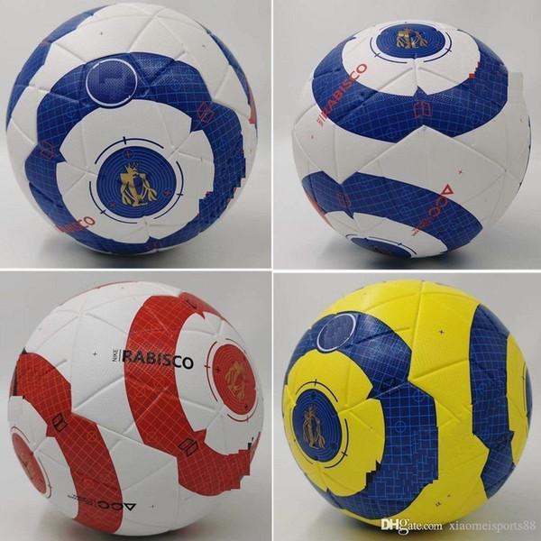 best selling Club Premier 2020 2021 Size 5 Balls soccer Ball high-grade nice match liga premer 20 21 football balls (Ship the balls without air)
