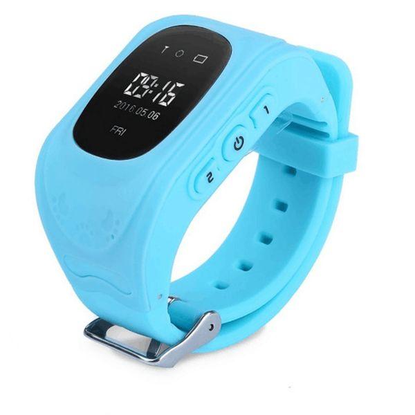 Q50 Smart Tracker Watch Blue