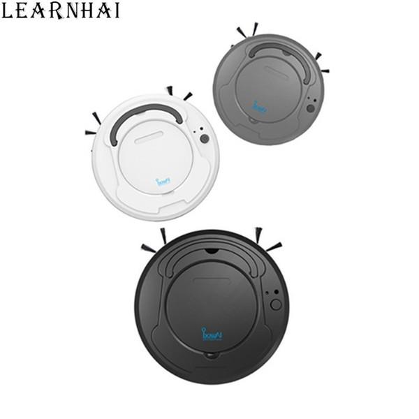 best selling LEARNHAI OB8 Smart Robot Vacuum Cleaner 3 In 1 Rechargeable House Robot Floor Sweeping Household Cleaning Machine Drop Shipping Y200320