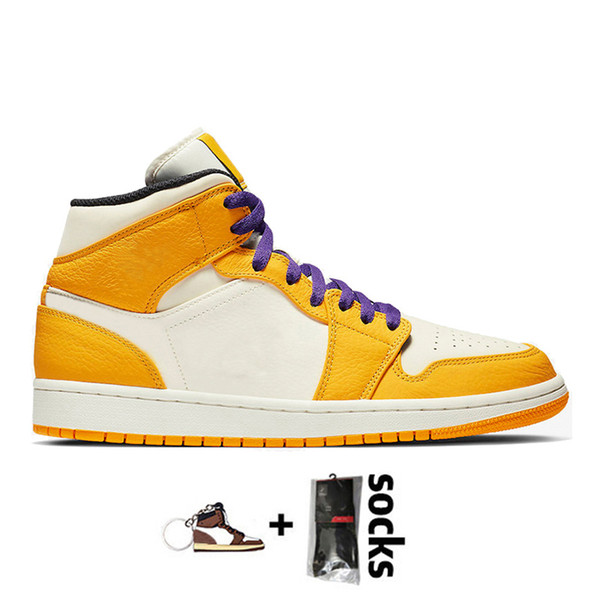 D3 40-46 Lakers Yellow