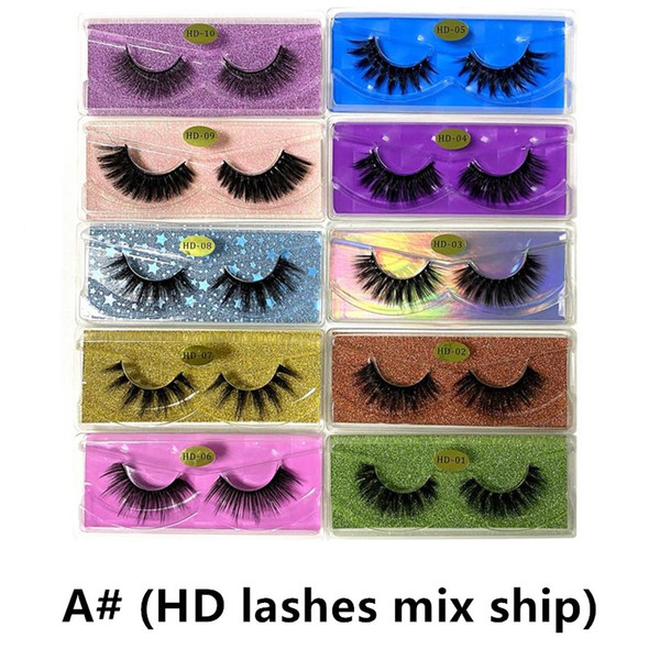 A# (HD lashes mixed)