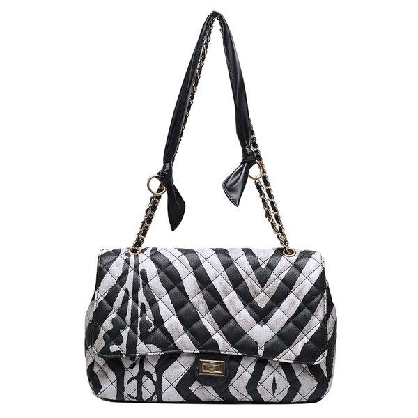 Zebra-Muster