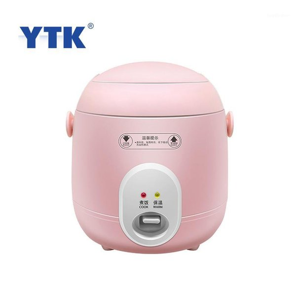 best selling 1.2L Mini Rice Cooker Household Heating Electric Lunch Box Portable Steamer Cooking Container Meal Lunchbox Warmer1