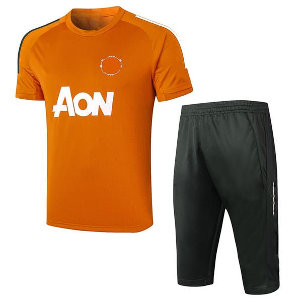 D588# 2021 Short sleeve Orange Kit