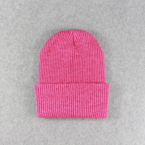 Rose Pink Caps