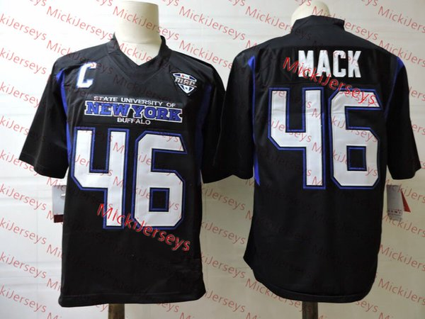 # 46 Khalil Mack Buffalo Bulls
