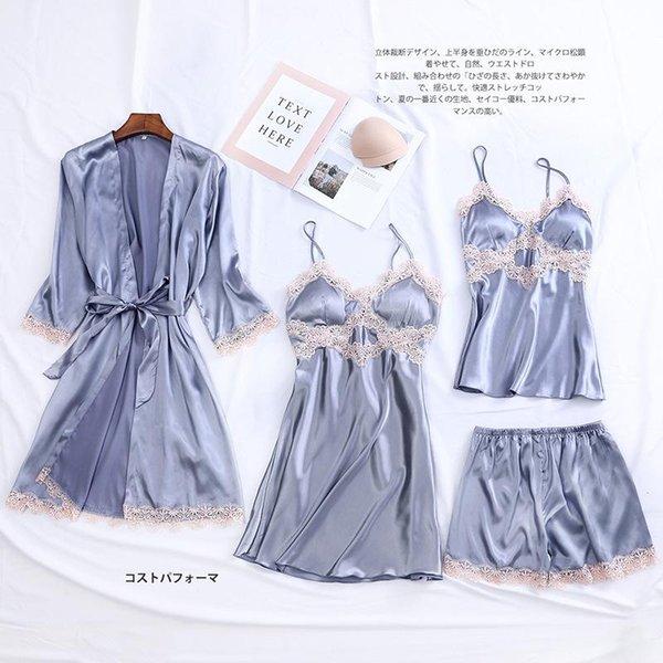 4PCS Grey