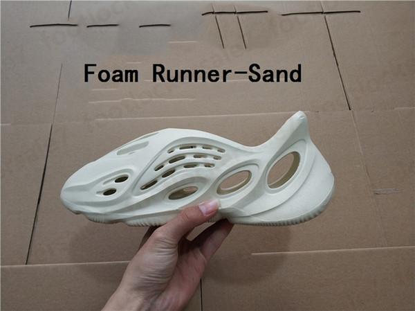 Mousse Runner-Sand