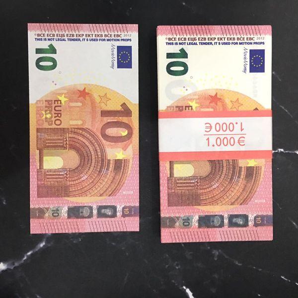 10유로 (1pack 100PCS 법안)