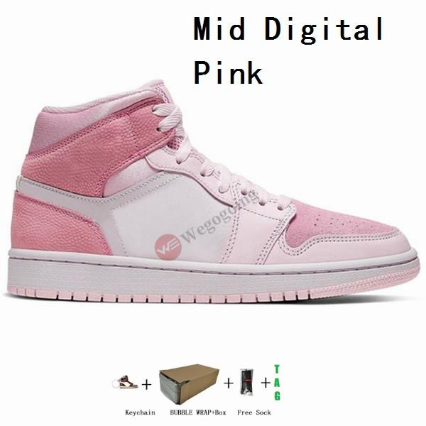 Mid Digital-Rosa