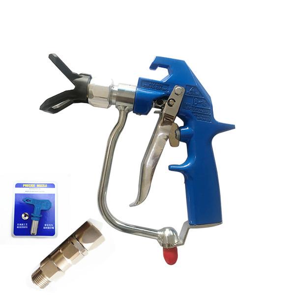 pistolet pulvérisateur avec protection 543tip joint 3/8