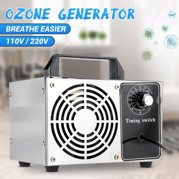 24g/h Ionizer Ozone Generator 220V/110V Air Purifiers Disinfection Machine Cleaner Sterilizer Odor Formaldehyde Removal Home use Air Purifiers Home Appliances Cheap Air Purifiers.We offer the best wholesale price, quality guarantee, professional e-business service and fast shipping . You will be satisfied with the shopping experience in our store. Look for long term businss with you.