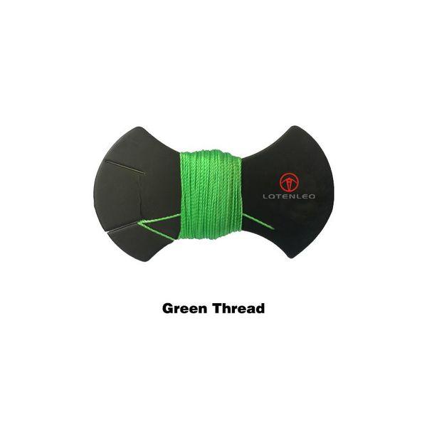 grüner Faden