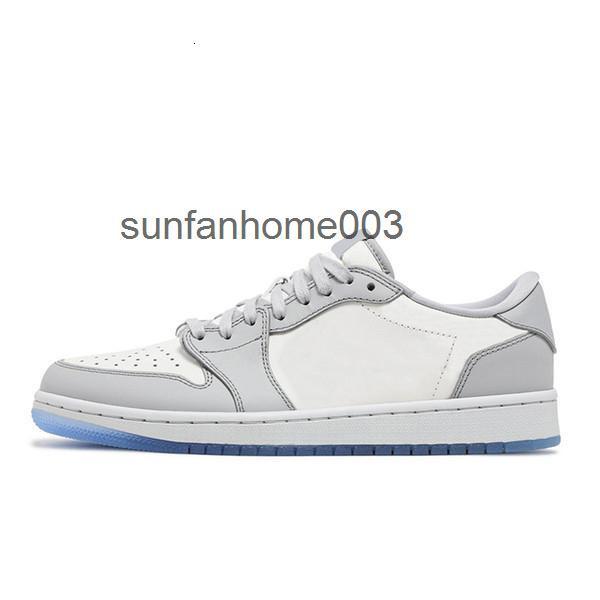 #0 White Grey 36-46