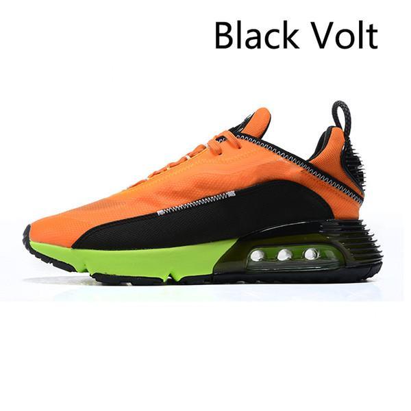 Black Volt36-45