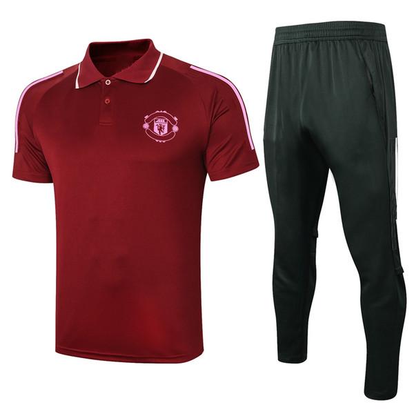 C590# 2021 Short sleeve Claret Kit