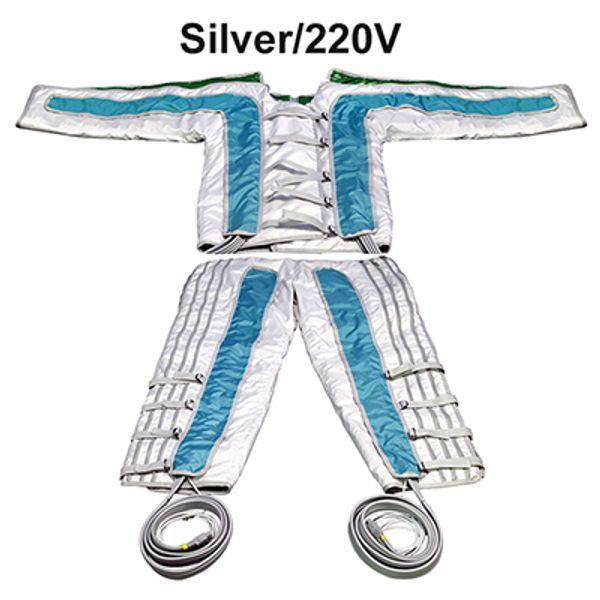 220V Argent
