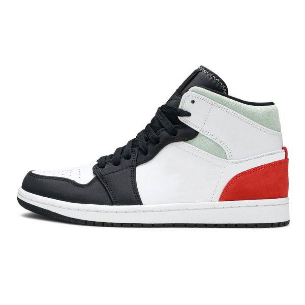 #31 Red Black Toe