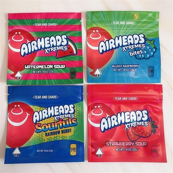 Mischung für Airheads bag