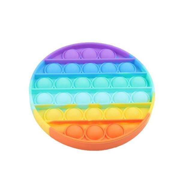 round colorful