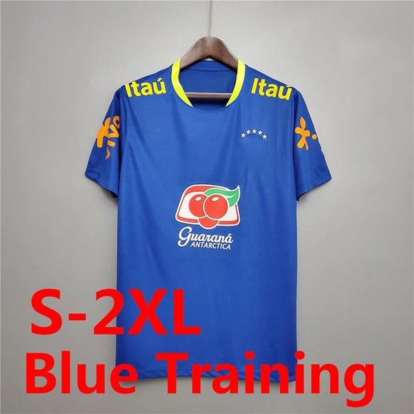 Blaues Training