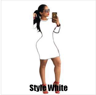 Stil weiß.