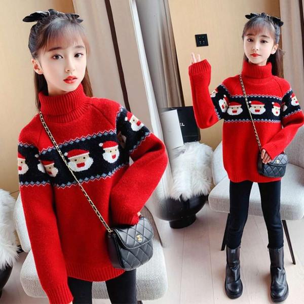 Star 03562 Santa traje suéter rojo