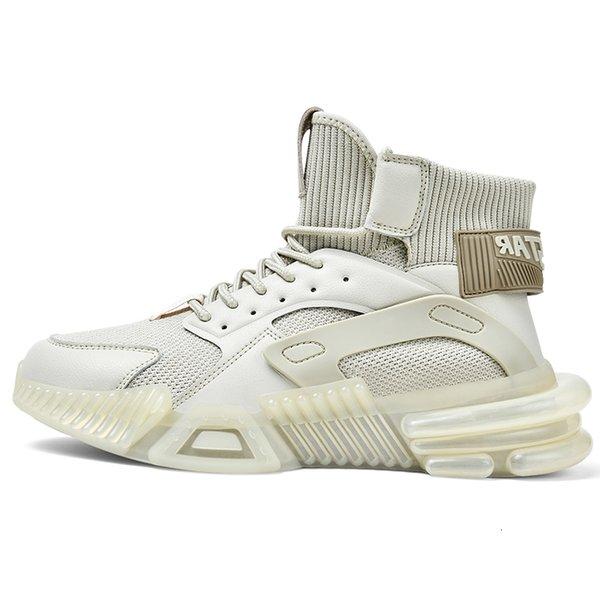 Bej spor ayakkabı
