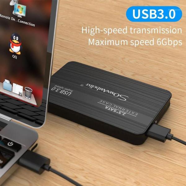 top popular External Hard Drive 2.5 Portable Hard Drive HD Externo 1 TB 2 TB USB3.0 storage,1 2021