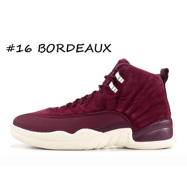 # 16 Bordeaux