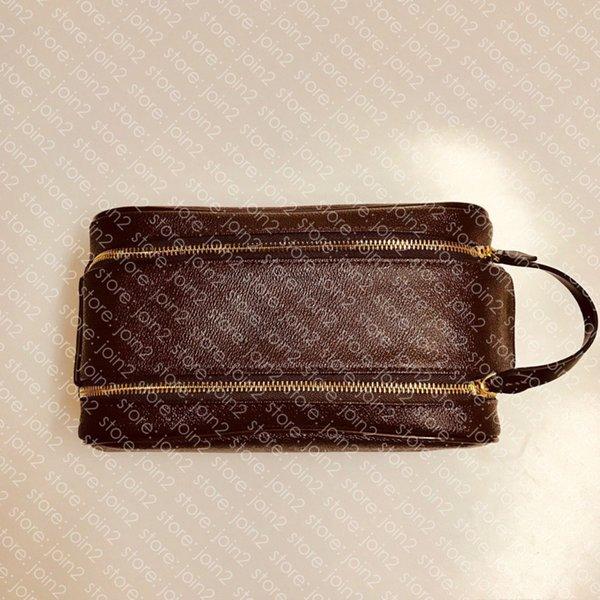 top popular KING SIZE TOILETRY BAG 25 M47528 Designer Fashion Mens Womens Cosmetic Toilet Pouch Luxury Beauty Case Pochette Accessoires Bag kit N47527 2021