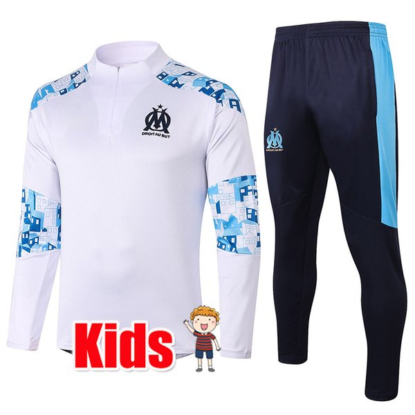 Niños Marsella Blanco 2021