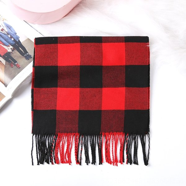Five Squares of Red And Black