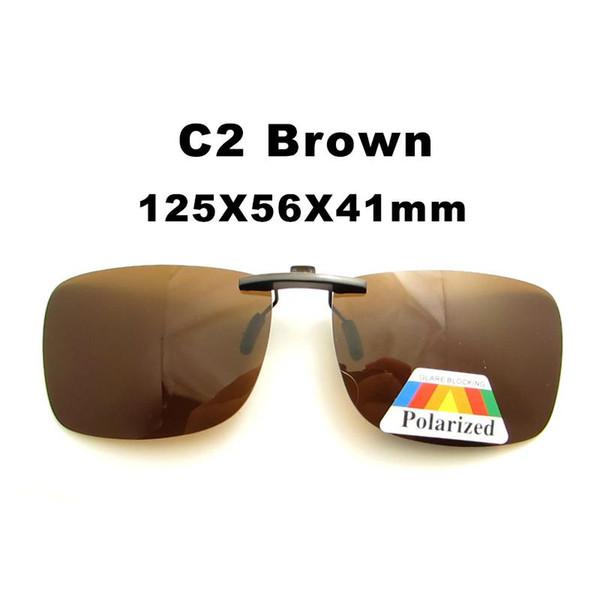 C2 Brown 125X56X41