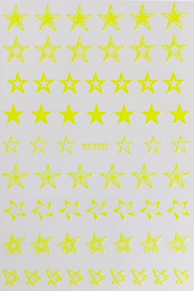 Fluoreszenz Gelb