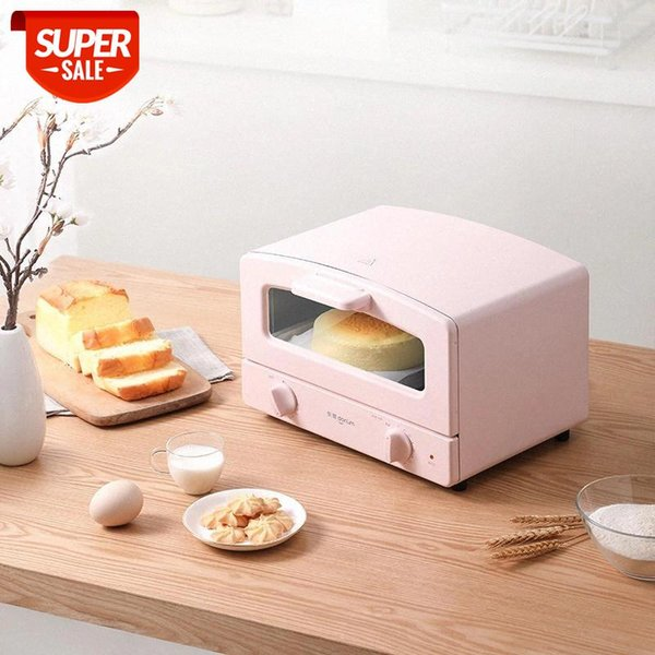 best selling Mini Oven 12L Household Electric oven Bread baking machine Intelligent Timing Baking Home Life Kitchen Bread Toaster 1000W #2G6C