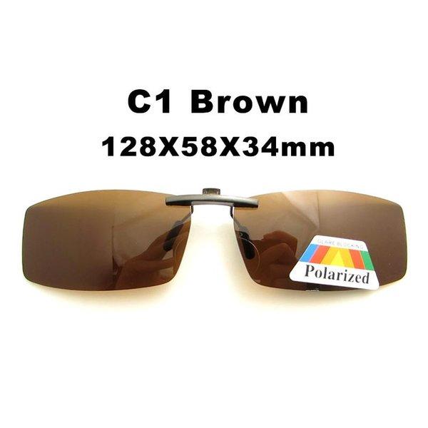 C1 Brown 128X58X34