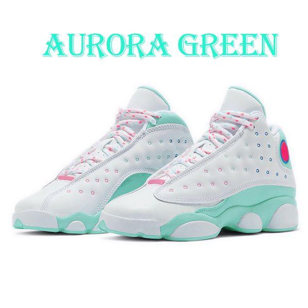13s 5.5-13 Aurora Green
