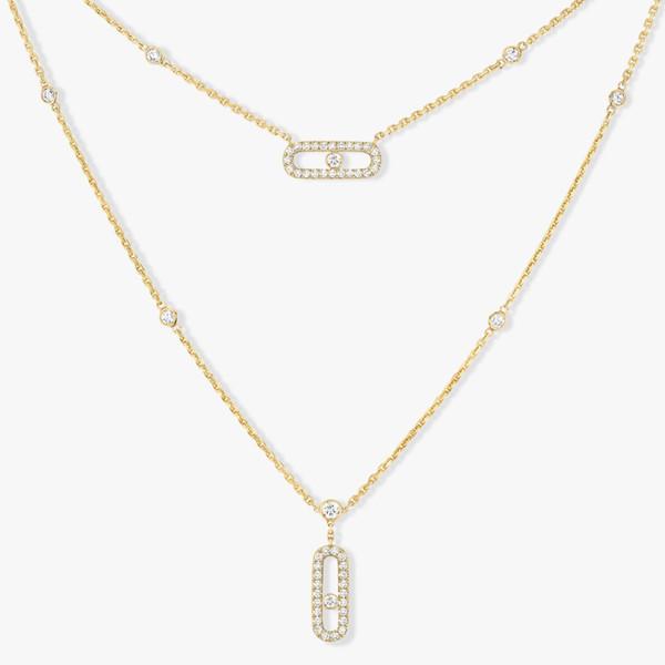 Colar de ouro-925 Silver13
