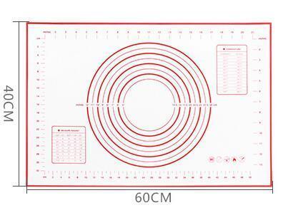 60x40cm (rojo)