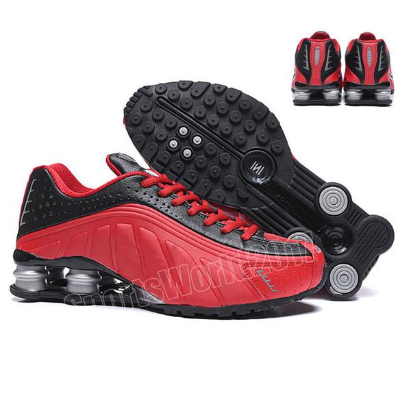 40-46 Kırmızı Siyah