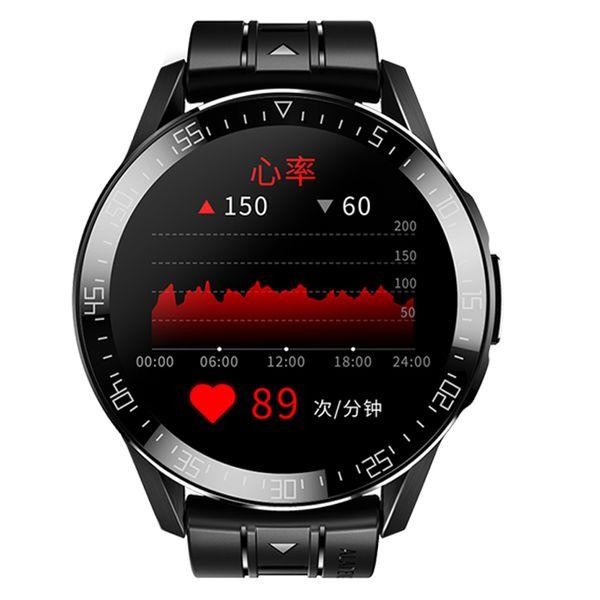 硅胶 表带 黑色 心率 版 蓝牙 通话 + 音乐 播放 + 运动 睡眠
